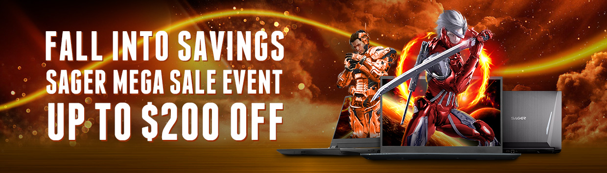 FALL INTO SAVINGS MEGA SALE EVENT - Up To $200 OFF Instant Savings.