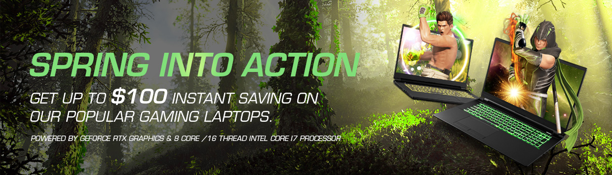 SPRING SAVINGS! - Save Up To $100 OFF Instantly!