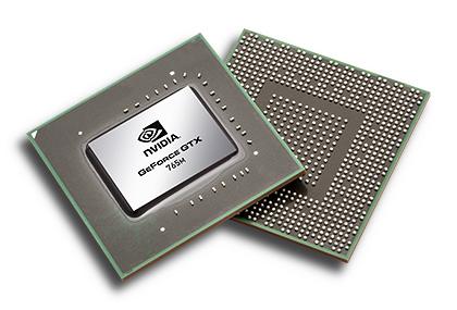 NVIDIA GeForce GTX 765M GPU