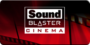 Sound Blaster Cinema