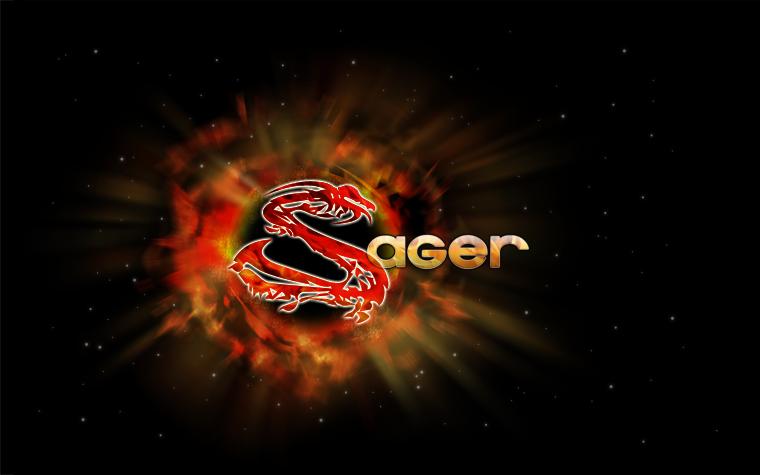wallpaper red dragon. Sager Red Dragon Wallpaper