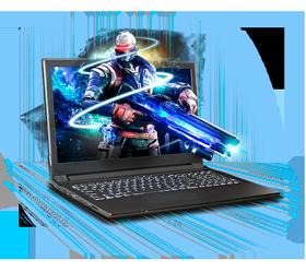 Sager NP5852 Gaming Laptop