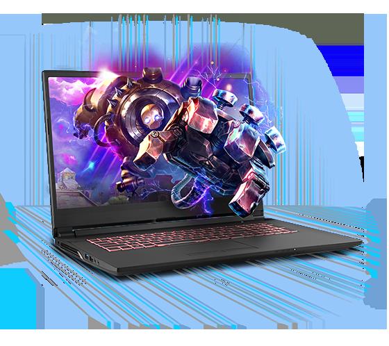 Sager NP7873 Gaming Laptop