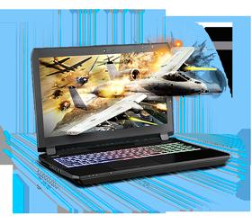 Sager NP8157 Gaming Laptop