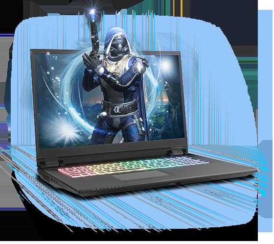 Sager NP8378F2-E Gaming Laptop