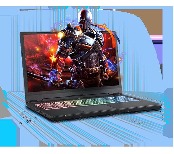 Sager NP8962 Gaming Laptop