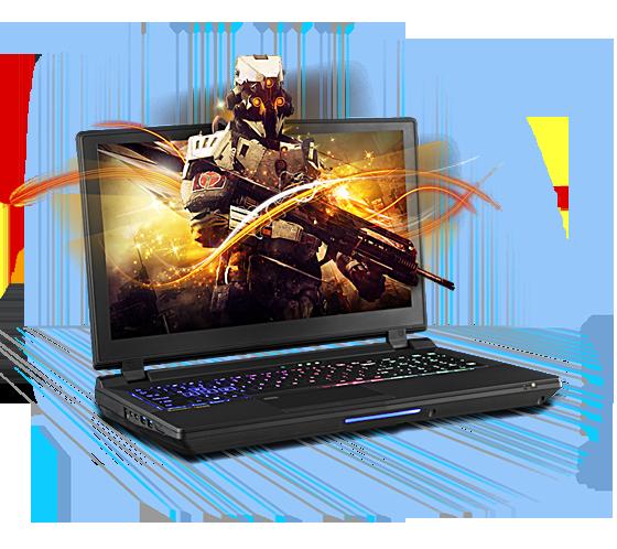 Sager NP9153 Gaming Laptop