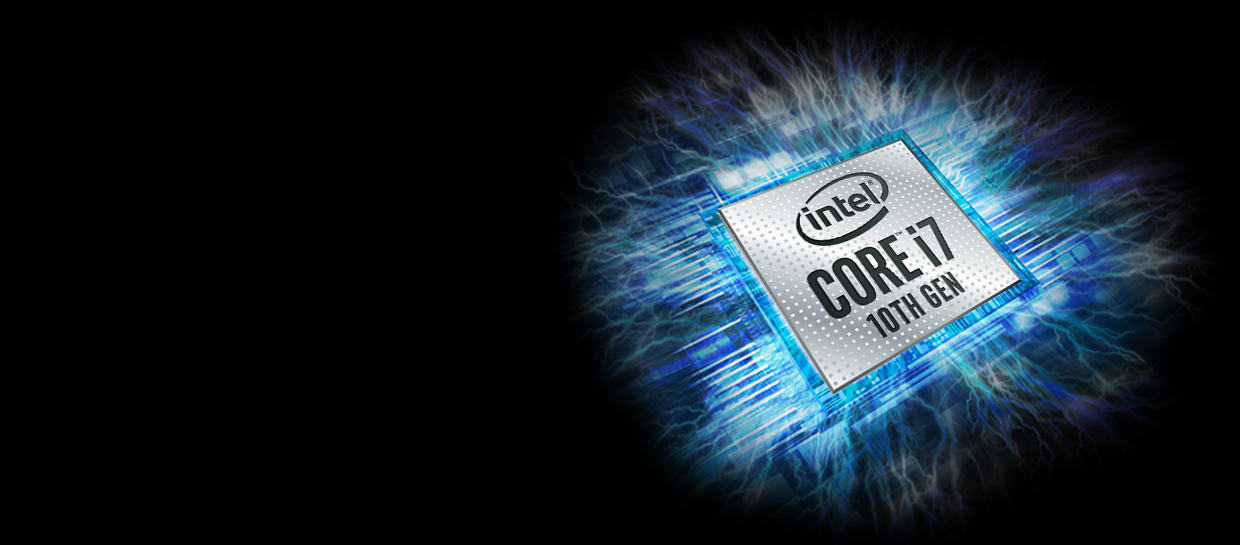 8 core / 16 thread Intel Core i7-10870H